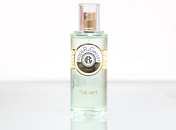 Roger & Gallet The Vert Green Tea Eau de Cologne Review Fragrance Fragrant Wellbeing Water
