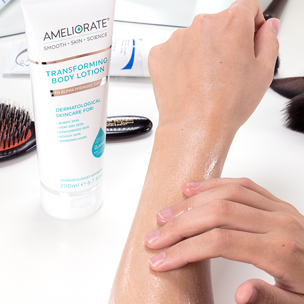 Ameliorate Transforming Body Lotion The Simple Skincare Routine to Try Tonight