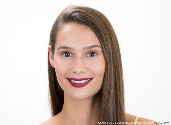 Clarins-Joli-Rouge-738V-Royal-Plum-Model-Shot-Blog