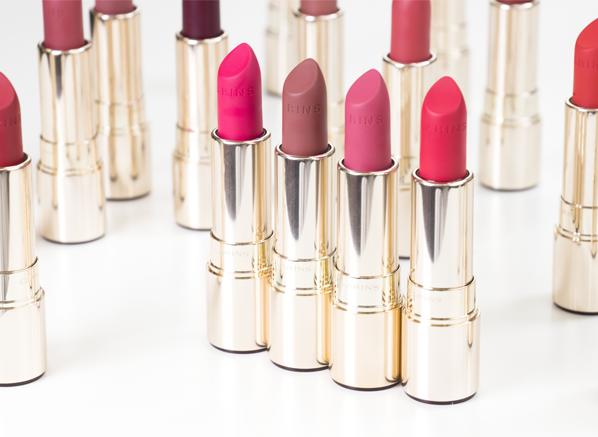 Clarins Joli Rouge Velvet Lipstick...