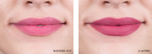 Make Up For Ever Artist Lip Blush How To Wear