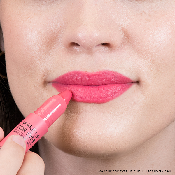 Make Up For Ever Artist Lip Blush in 203 Lively Pink