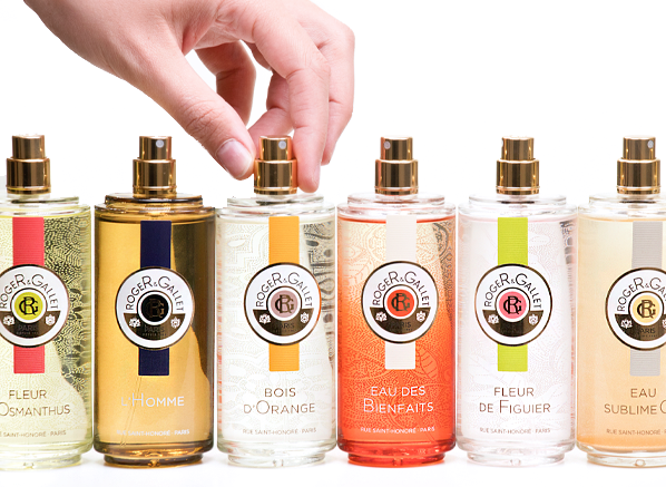 Our Favourite Roger & Gallet...