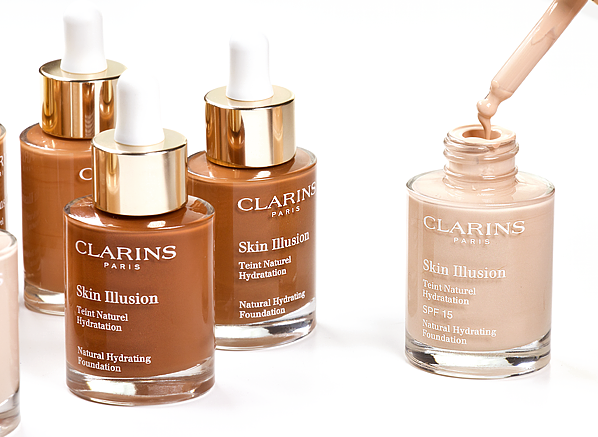 Blog-Clarins-Skin-Illusion-Foundation-Swatches-Review