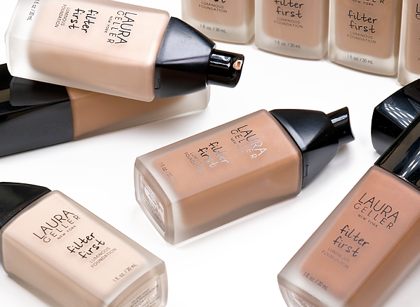 Discover the Filter First Foundation Swatches