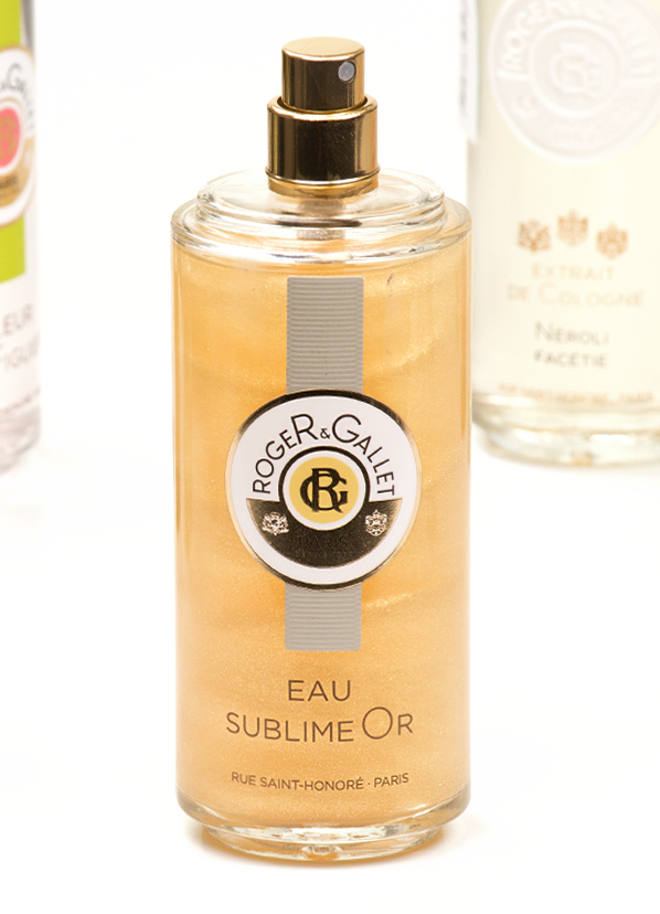 Blog - Roger & Gallet Bois d'Orange Sublime Or Fresh Fragrant Water Spray