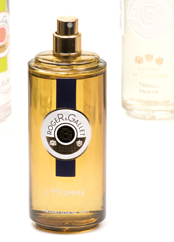 Blog-Roger & Gallet L'Homme Eau de Toilette Natural Spray