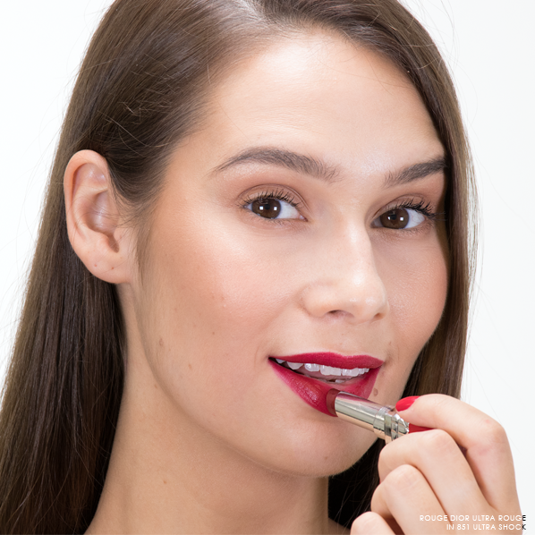 Dior-Rouge-Ultra-Rouge-Lipstick-851-Ultra-Shock-Lip-Swatch