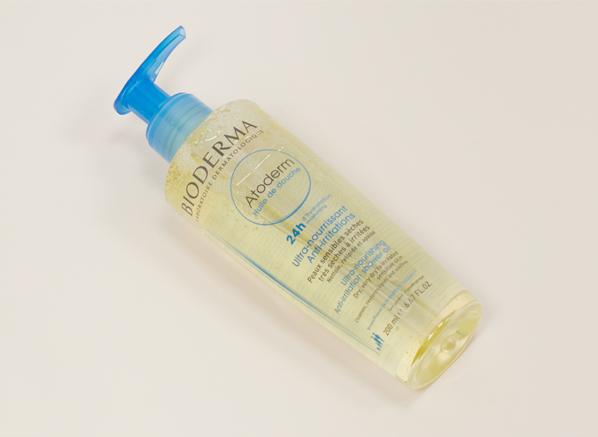 Bioderma Atoderm Ultra-Nourishing Anti-Irritation Shower Oil