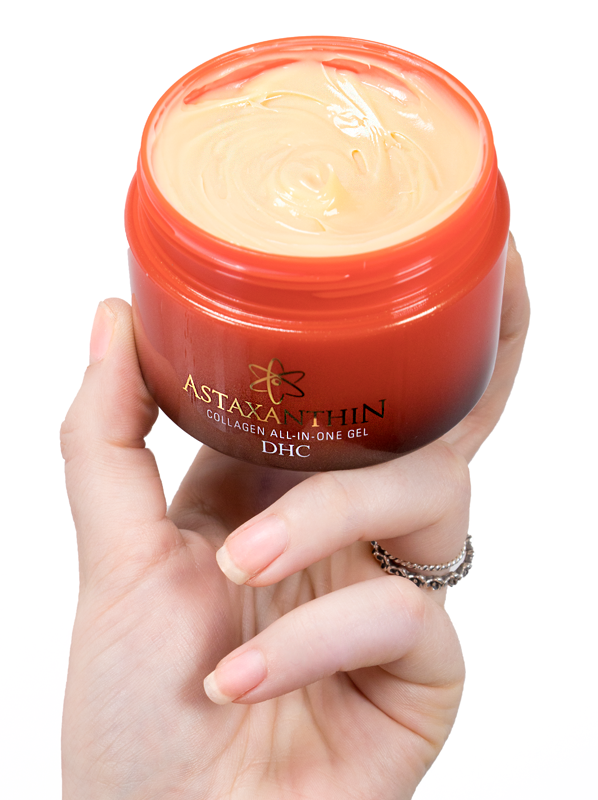 DHC-Astaxanthin-Collagen-All-in-One-Gel