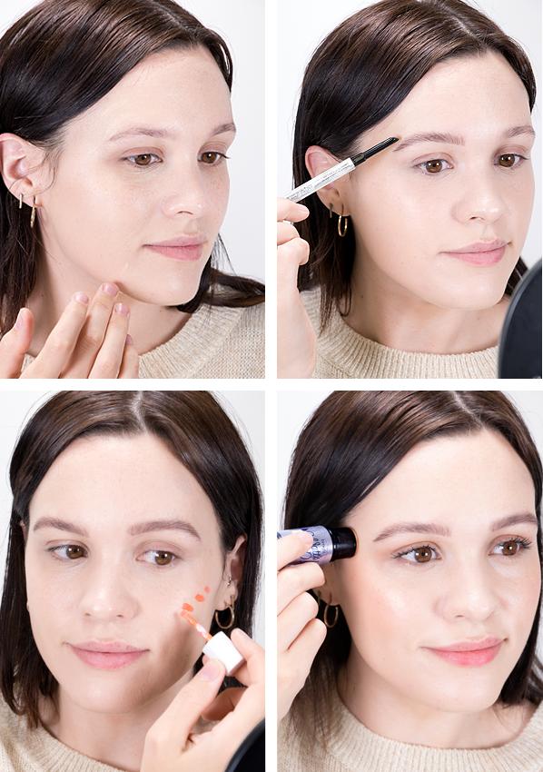 Emma Quick Makeup Challenge