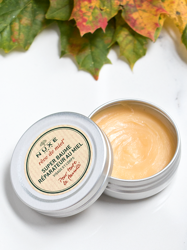 Nuxe Reve de Miel Super Balm - Autumn Skincare Switch
