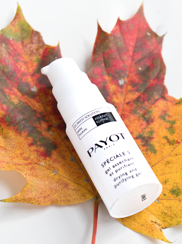 PAYOT Spéciale 5 - Drying and Purifying Gel - Autumn Skincare Switch