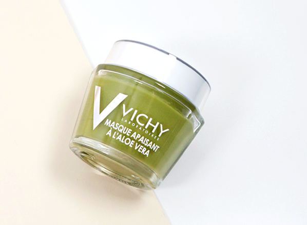 Vichy Aloe Vera Face Mask