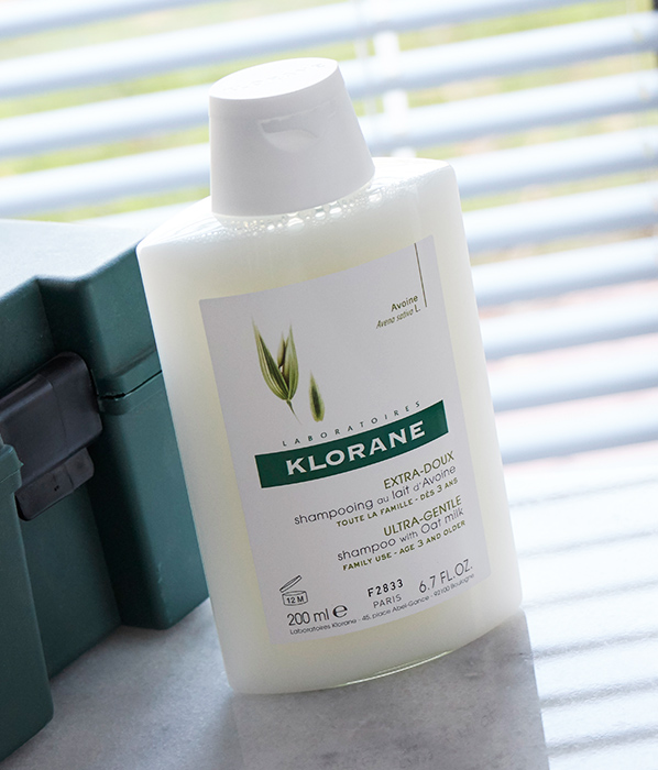 French Pharmacy Skincare - Klorane Ultra-Gentle Shampoo with Oat Milk