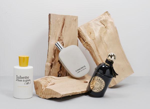 Are Sandalwood Perfumes Cool Again?