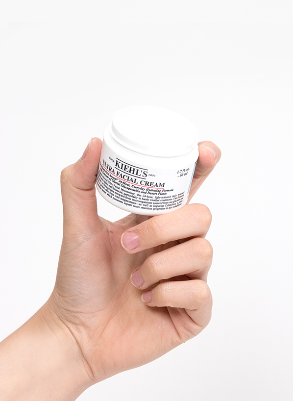 Kiehl's Ultra Facial Cream - Blog Edit 2