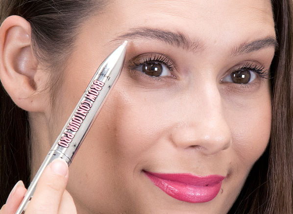 Benefit Brow Try On Tool - Ceryn Lawless