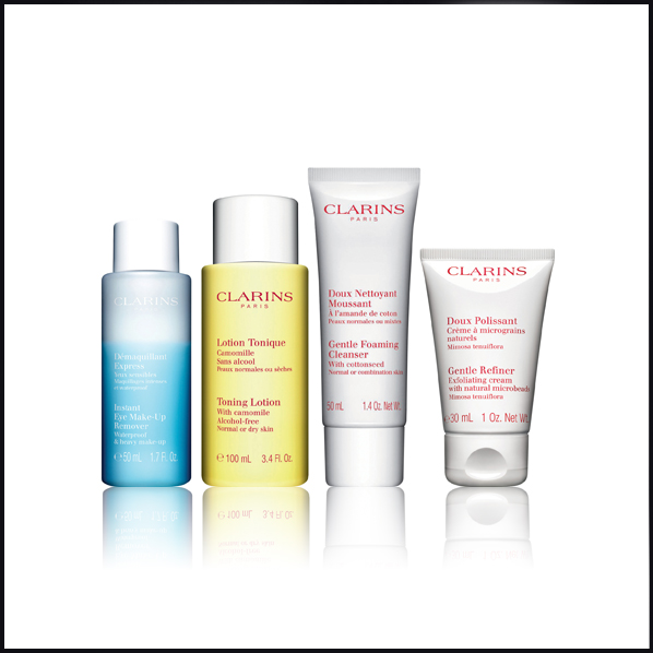 Clarins Cleansing Favourites - Black Friday