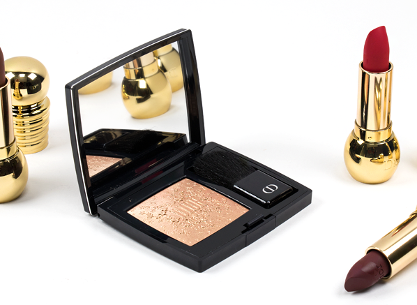 First Look: DIOR Christmas Midnight Wish Makeup