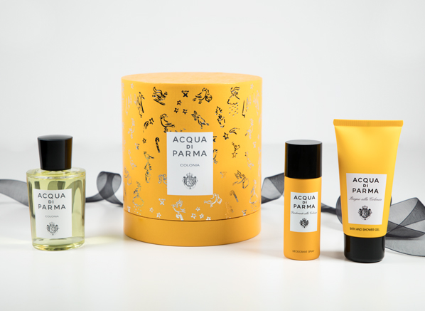 Acqua di Parma Colonia Eau de Cologne Spray Gift Set - Blog