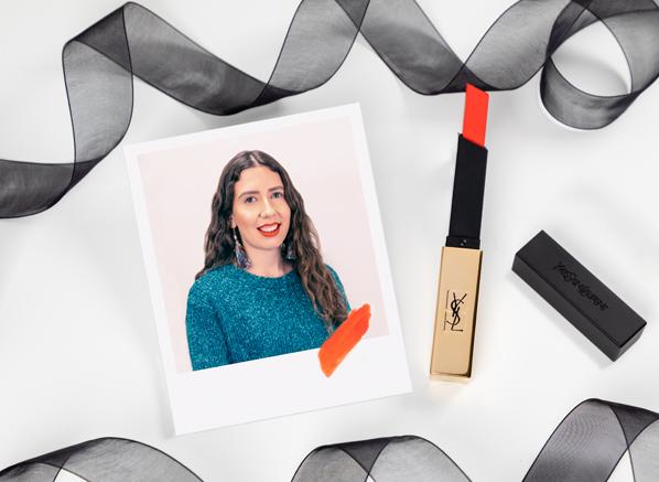Chloe - Yves Saint Laurent The Slim Lipstick Strange Orange