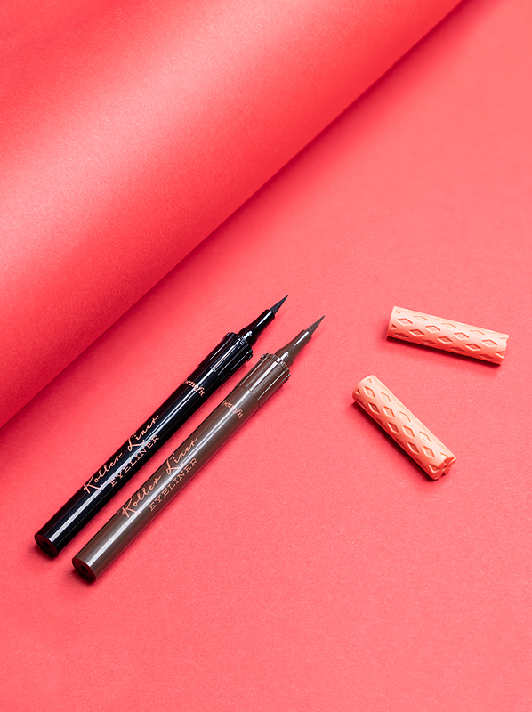 Benefit Roller Liner Liquid Eyeliner in Black and Brown