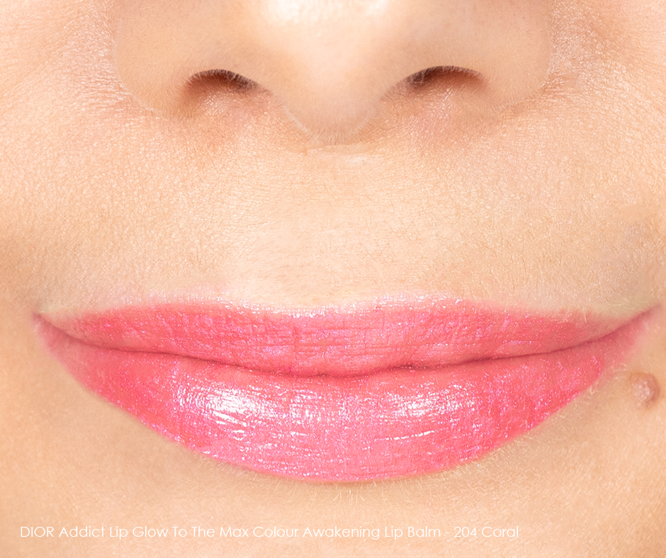 DIOR Addict Lip Glow To The Max 204 Coral