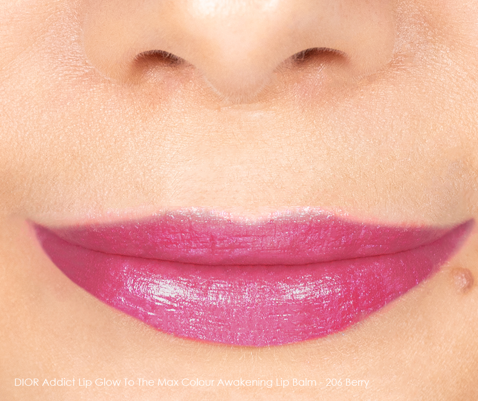 DIOR Addict Lip Glow To The Max 206 Berry