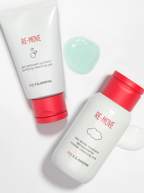 Clarins My Clarins Cleansers