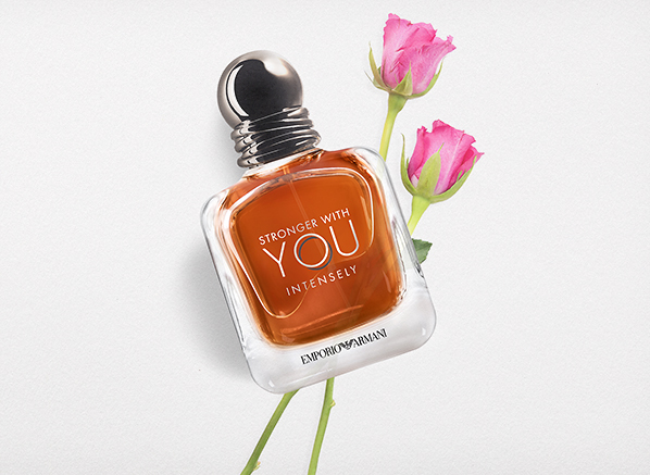 Emporio Armani Stronger With You Intensely Eau de Parfum Spray