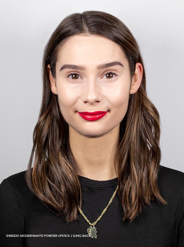 Shiseido ModernMatte Powder Lipstick in Sling Back