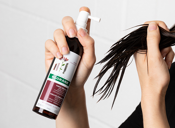 Klorane Quinine Keratin Strength Fortifying Spray