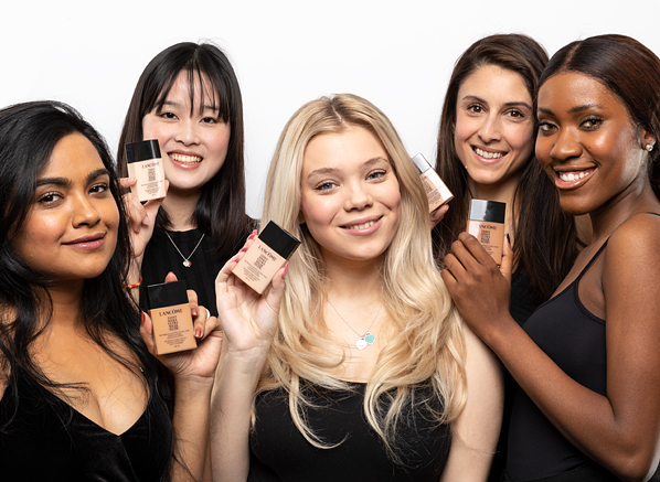 We've Reviewed & Swatched Lancome's Newest Foundation