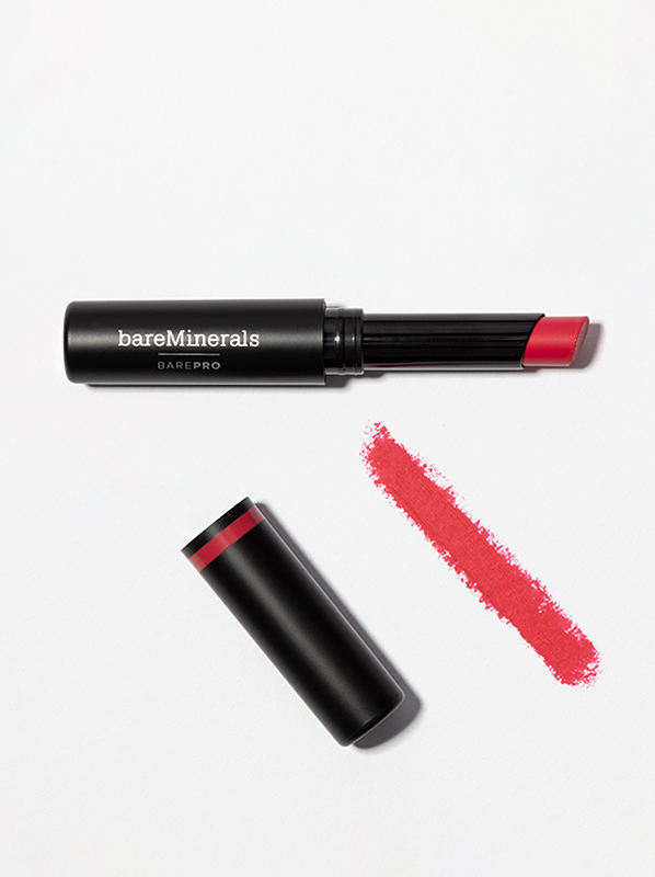 bareMinerals BarePro Lipstick in Hibiscus