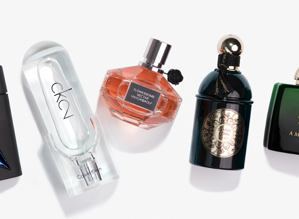 5 Fragrances You Only Need to Spray...