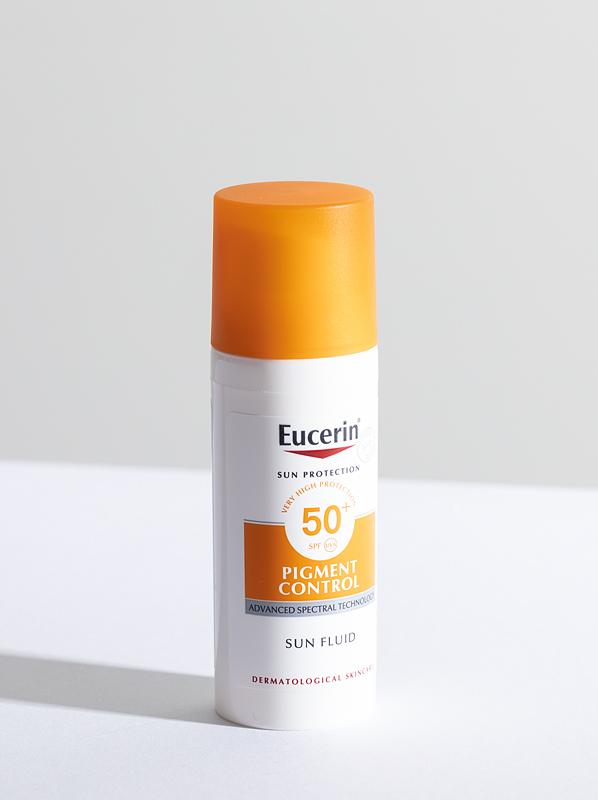 Eucerin Pigment Control Sun Fluid SPF50+