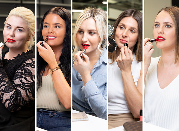 We Tried 5 of The Best Long-Lasting Lipsticks…
