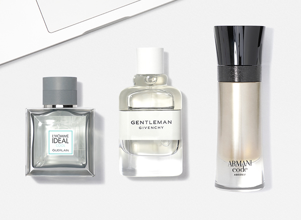 New & Noteworthy: Male Fragrances