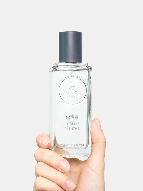Roger & Gallet L'Homme Menthe Eau de Toilette Spray