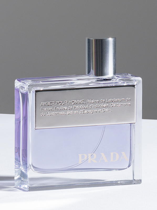 Image of Prada Man aftershave, now known as Prada Pour Homme
