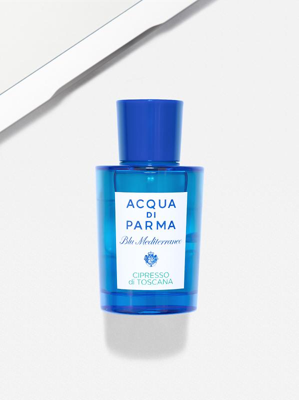 Fragrance Notes That Smell Like Summer: Cypress - Acqua di Parma Blu Mediterraneo Cipresso di Toscana Perfume