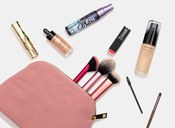 Inside Ceryn's Summer Makeup Bag