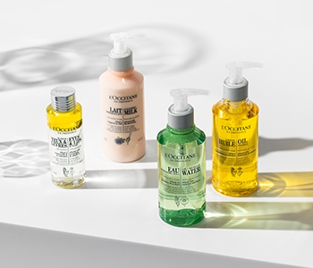 L'Occitane Bath & Shower Gels
