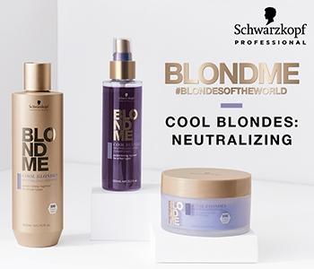 Schwarzkopf BlondMe Cool Blondes