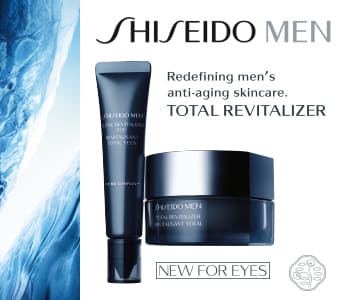 Shiseido Cleansing & Shave for Men