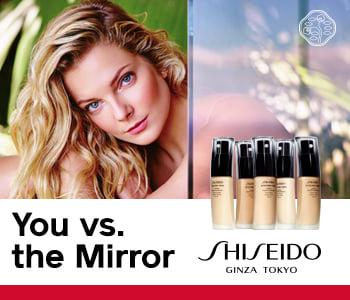 Shiseido Foundations