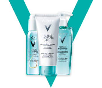 Vichy Face Cleansing