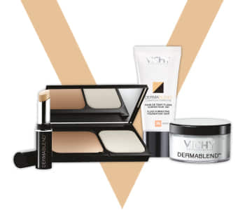 Vichy Face For Make-Up