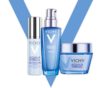 Vichy Face Care for Dehydrated Skin